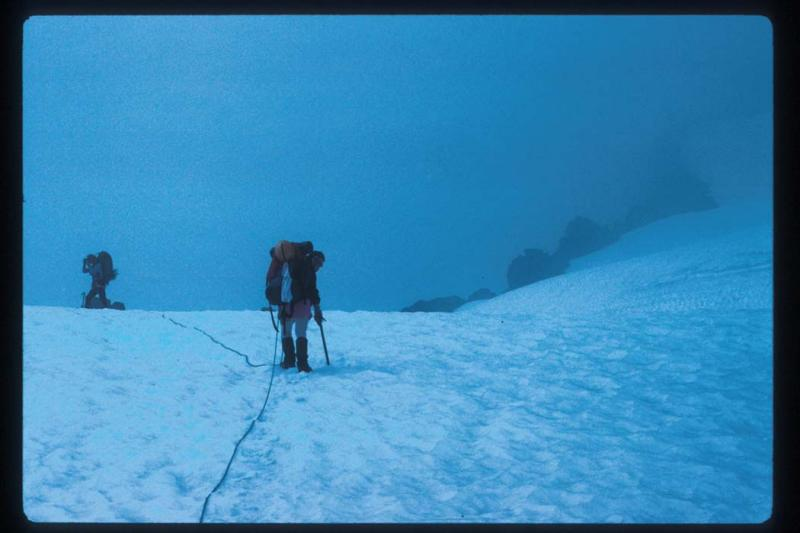 Stormy Weather On The Ptarmigan Traverse (N Cascades)