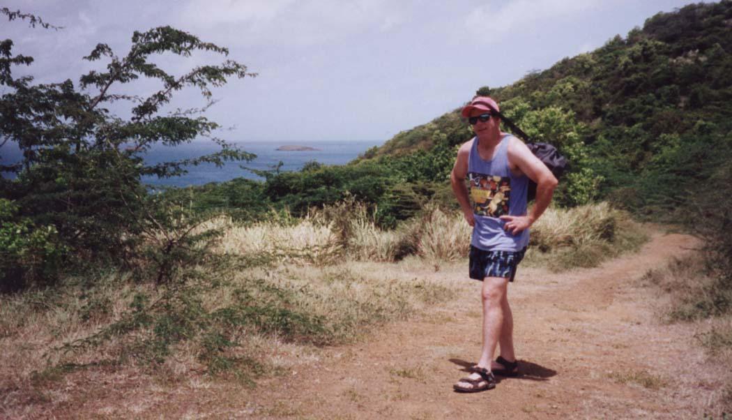 Hike To Playa Carlos Rosario:  Culebra, Puerto Rico