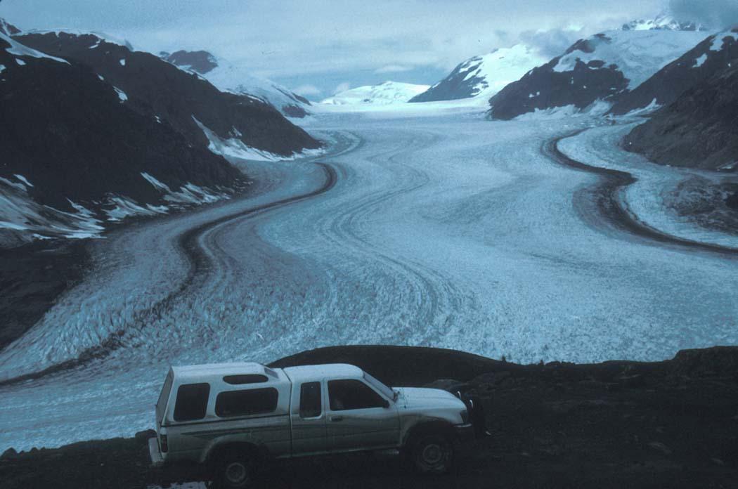 Salmon Glacier:  Hyder, Alaska
