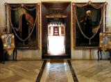 Dining hall - Chettinad Palace