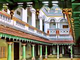 Second Inner Court - Chettinad Palace