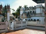 Inner court - Chettinad Palace