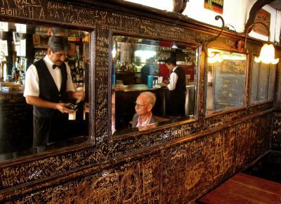 San Telmo Café, Buenos Aires, Argentina, 2004