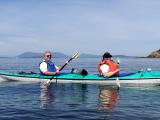 Kayaking the San Juans
