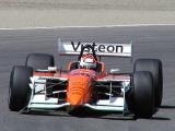 Townsend Bell in the hairpin
