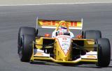 Jimmy Vasser in the hairpin