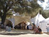 KCBX tent