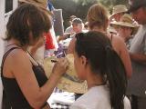 Rhonda Vincent meets fans