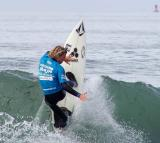 PSTA Central Coast Pro surfing