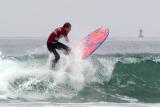 Taylor Jensen at longboard finals