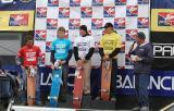 Men's shortboard winners