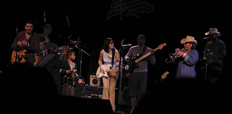 Michelle Shocked band