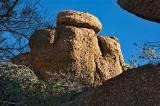 Rocks on Pinnacle Peak
