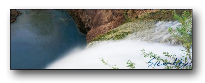 Mooney Falls : Week 8
