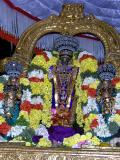Parthasarathi 4th day utsavam