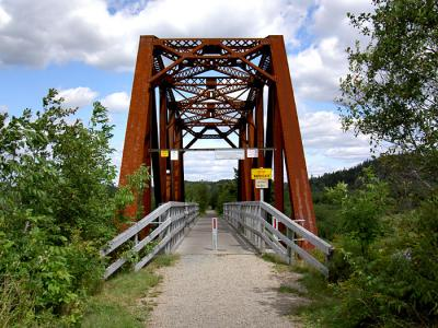 Musquodoboit Harbour Trailway.