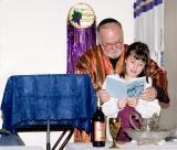 Passover Sedar Dinner The 4 Questions