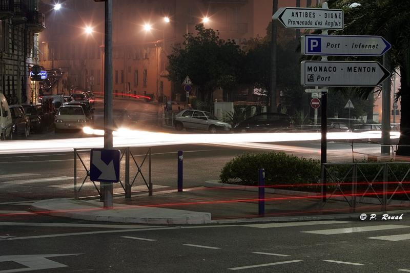 Carrefour sous Roba Capeu - Nice