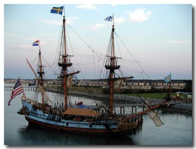 Historical Ship 2