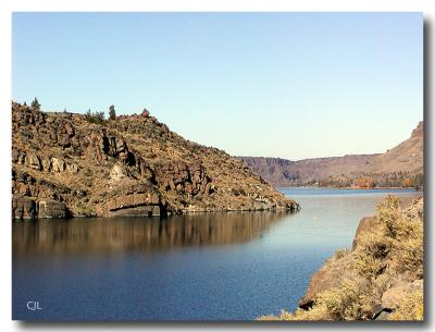 Lake Billy Schnook, Oregon