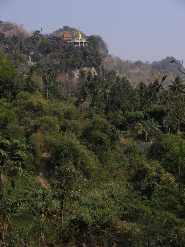 Mountain Top Temple A