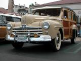 1947 or 48 Ford Wagon (woodie)
