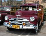 1947 Chevy Woodie
