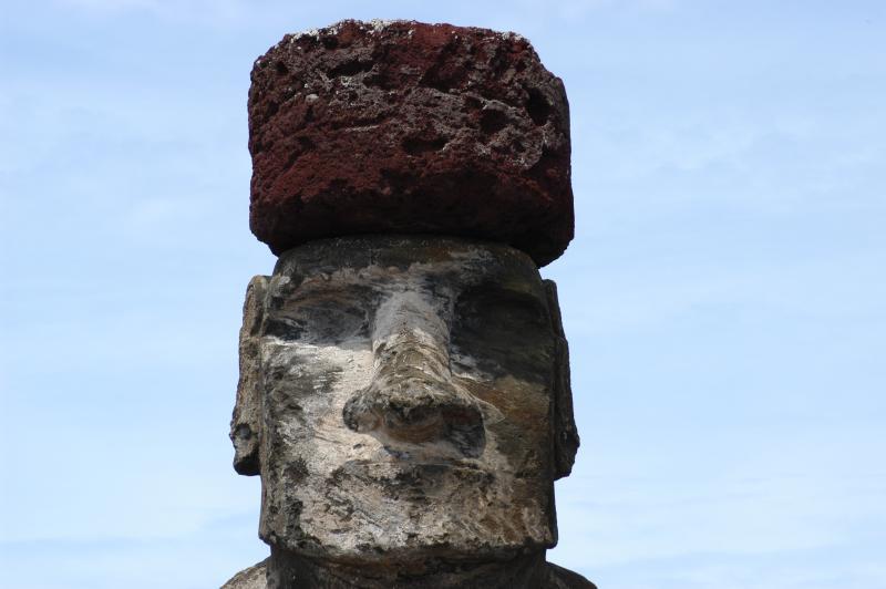 easter island tongarika top hat