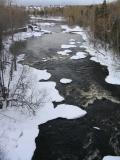 Rivière  de Riviere-du-Loup.