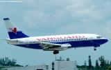 Vanguard Airlines B737-200 N124NJ aviation stock photo