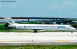 Spirit MD83 N824NK aviation stock photo