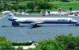 Spirit MD82 N820NK aviation stock photo