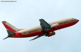 Southwest Airlines B737-3H4 N630WN aviation stock photo