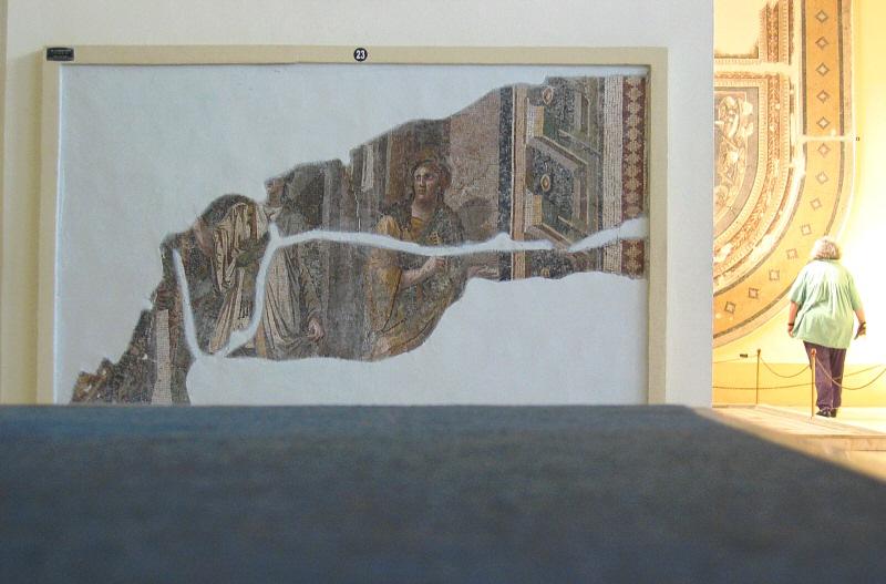 The Mosaic Museum of Antakya (Hatay region)