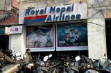 Royal Nepal Airlines, New Delhi