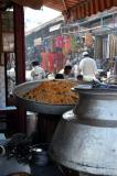 Biryani stall, Meena Bazaar
