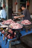 Butcher shop, Delhi