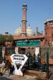 Juma Masjid, Delhi