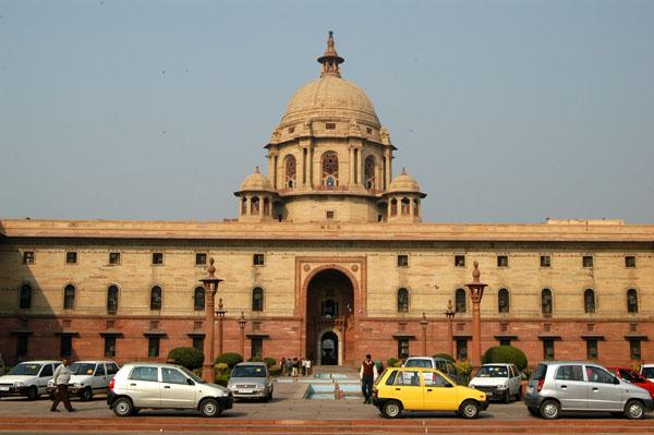 North Block of the Secretariat, New Delhi