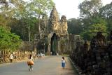 021 - Angkor Thom: South Gopura