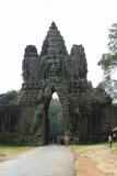 022 - Angkor Thom: South Gopura