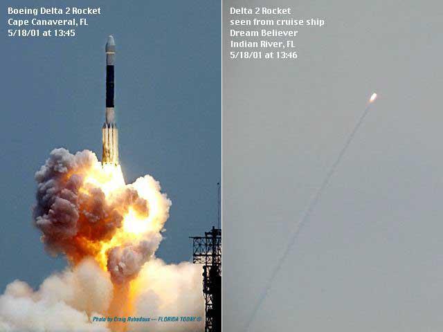 Rocket - composite