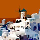 Greek Village 1