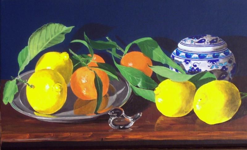 citrus and mandarins