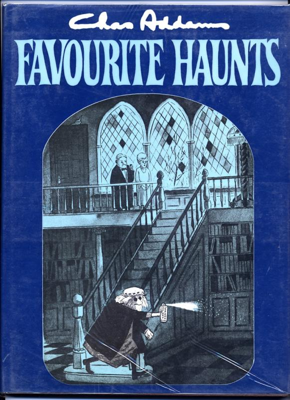Favourite Haunts (W. H. Allen 1977)