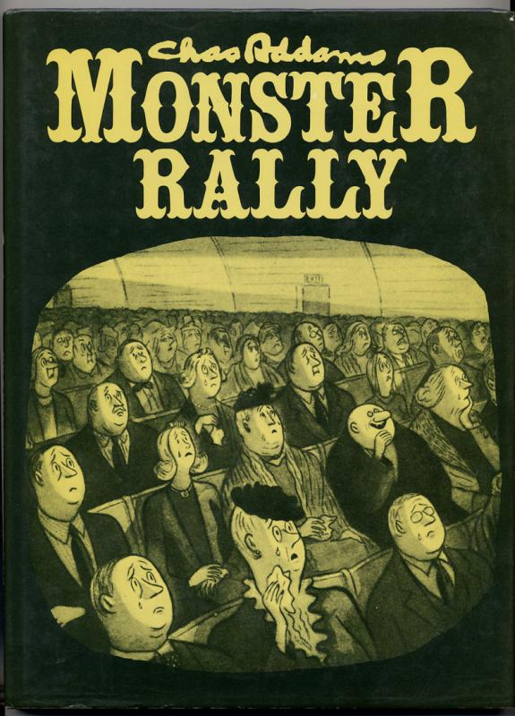 Monster Rally (W. H. Allen 1977)