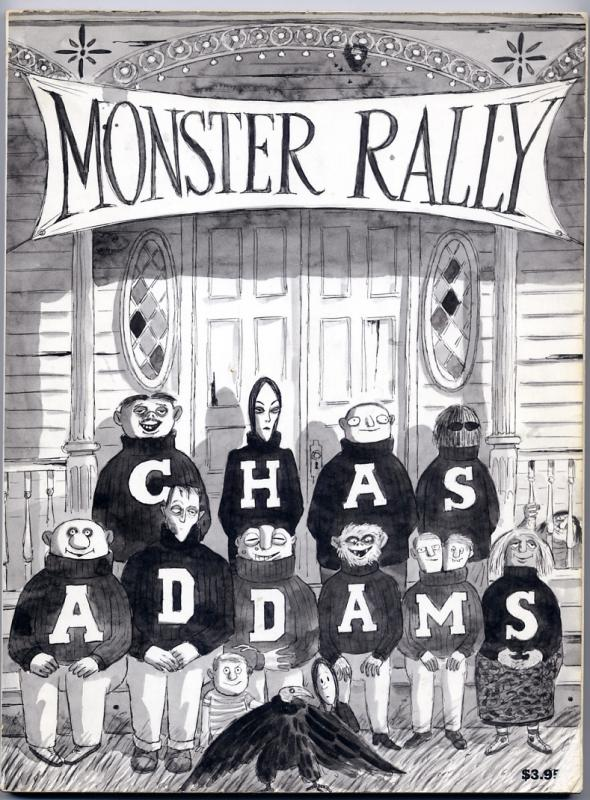 Monster Rally (Fireside undated)