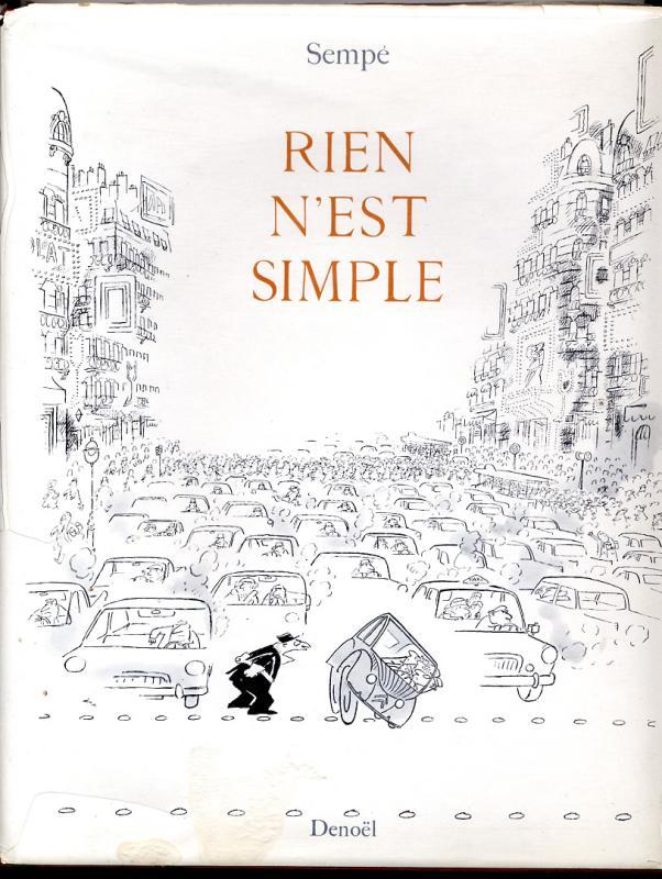 Rien Nest Simple (1962)
