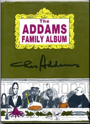 The Addams Family Album (Hamish Hamilton 1991) (first ed.)