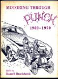Motoring Through Punch (inscribed)